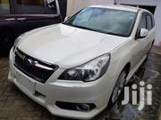 Subaru Legacy 2012 2.0D Sedan White | Cars for sale in Mombasa, Mji Wa Kale/Makadara