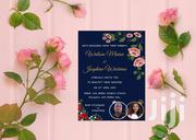 Wedding Card Design | Computer & IT Services for sale in Nairobi, Nairobi Central