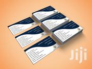 Business Cards Designs | Computer & IT Services for sale in Nairobi, Nairobi Central