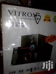 Vitron Multimedia Bluetooth Sub Woofer System - 2.1 Ch | Audio & Music Equipment for sale in Nairobi, Eastleigh North