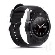 88V Smart Watch Bluetooth With Camera and Sim Card Slot | Smart Watches & Trackers for sale in Nairobi, Ngara