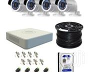 4 Cctv Complete Set Up | Security & Surveillance for sale in Nairobi, Nairobi Central