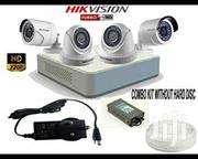 4 Cctv Complete Setup Night Vision Enabled | Security & Surveillance for sale in Nairobi, Nairobi Central