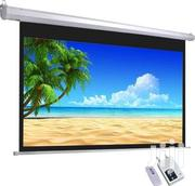 Electric Projector Screen | TV & DVD Equipment for sale in Nairobi, Nairobi South