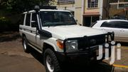Toyota Land Cruiser 2011 White | Cars for sale in Nairobi, Kilimani