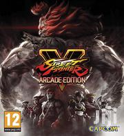 Street Fighter 5 Arcade Edition | Video Games for sale in Nairobi, Uthiru/Ruthimitu
