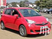 New Toyota Ractis 2012 Red | Cars for sale in Nairobi, Nairobi West