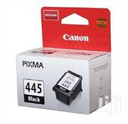 Canon PG - 445 Black Ink Cartridge | Computer Accessories  for sale in Nairobi, Nairobi Central