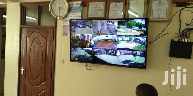 Archive: Cctv Cameras and Biometric Systems