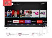 TCL 55inch Class HDR UHD Smartcast  With Built In Decoder | TV & DVD Equipment for sale in Nairobi, Nairobi Central