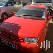 Volkswagen Golf 2003 1.6 Red | Cars for sale in Uasin Gishu, Huruma (Turbo)