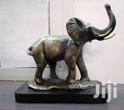 ELEPHANT BRONZE SCULPTURE (Big Five) | Arts & Crafts for sale in Homa Bay, Mfangano Island