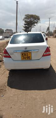 Nissan Tiida 2007 White | Cars for sale in Nakuru, Gilgil