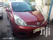 Nissan Note 2010 1.4 Red | Cars for sale in Mombasa, Tudor
