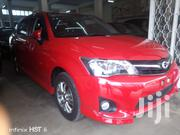 Toyota Fielder 2013 Red | Cars for sale in Mombasa, Tudor
