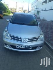 New Nissan Tiida 2012 1.6 Hatchback Silver | Cars for sale in Mombasa, Tudor