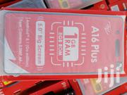 New Itel A16 Plus 8 GB | Mobile Phones for sale in Makueni, Wote