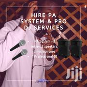 Hire PA System And Pro DJ Services | DJ & Entertainment Services for sale in Nairobi, Zimmerman