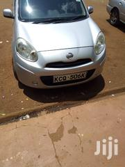 Nissan March 2010 Silver | Cars for sale in Kiambu, Cianda