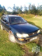 Toyota Corolla 2003 Sedan Automatic Green | Cars for sale in Nakuru, Biashara (Naivasha)