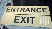 Directional Signs | Other Services for sale in Nairobi, Nairobi Central