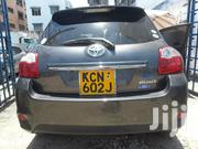 Toyota Auris 2010 Gray | Cars for sale in Mombasa, Tudor