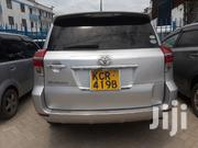 Toyota Vanguard 2010 Silver | Cars for sale in Mombasa, Tudor