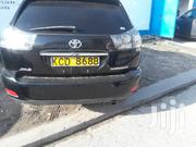 Toyota Harrier 2006 Black | Cars for sale in Mombasa, Tudor