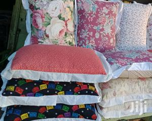 Bed Pillows And Small Decor Pillows