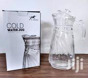 Cold Glass Water/Juice Jug | Kitchen & Dining for sale in Nairobi, Pangani