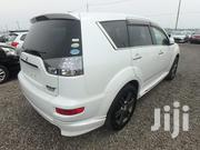 Mitsubishi Outlander 2012 ES White | Cars for sale in Nairobi, Kilimani