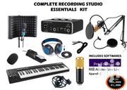 (Brand New) Complete M-audio Behringer Studio Recording Essentials Kit | Audio & Music Equipment for sale in Nairobi, Nairobi Central
