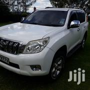 Toyota Land Cruiser Prado 2010 White | Cars for sale in Nairobi, Kasarani