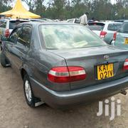 Toyota Corolla 2001 Gray | Cars for sale in Nairobi, Kasarani