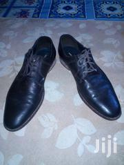 It's a Formal Oxford Dark Brown Shoe With Laced Up Fastening. | Shoes for sale in Mombasa, Bamburi