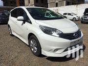 Nissan Note 2012 White | Cars for sale in Nairobi, Ngando