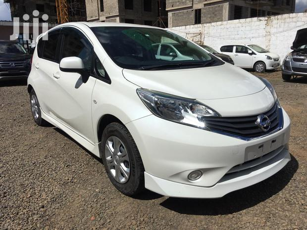 Archive: Nissan Note 2012 White