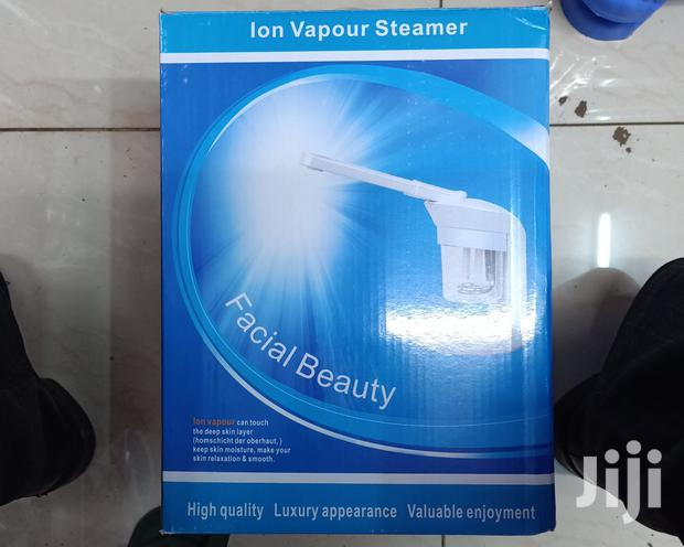 Ion Vapour Steamer