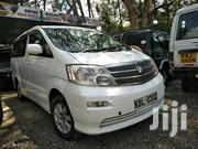 Toyota Alphard 2004 White | Cars for sale in Nairobi, Nairobi Central