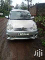 Toyota Sienta 2007 Silver | Cars for sale in Kiambu, Township E