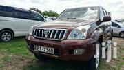 Toyota Land Cruiser Prado 2005 Red | Cars for sale in Nairobi, Ngara