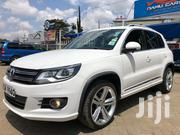 Volkswagen Tiguan 2012 2.0 S 4Motion White | Cars for sale in Nairobi, Nairobi South