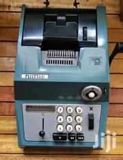 Vintage Olivetti Summa PRIMA 20 Adding Machine Manual Printing | Printing Equipment for sale in Kericho, Litein