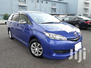 Toyota Wish 2012 Blue | Cars for sale in Nairobi, Nairobi Central