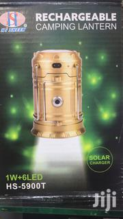 Solar Camping Lantern | Camping Gear for sale in Nairobi, Nairobi Central