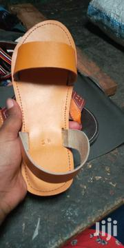 Pure Leather Custom Made Sandals | Shoes for sale in Nairobi, Mowlem