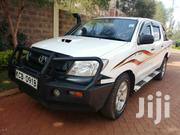 Toyota Hilux 2010 2.5 D-4D 4X4 SRX White | Cars for sale in Nairobi, Lavington