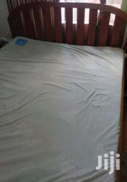 5*6 Bed With Matress | Furniture for sale in Kajiado, Ongata Rongai