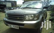 Land Rover Range Rover Sport 2009 Gray | Cars for sale in Nairobi, Ngara