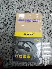 Awei Wireless Sports Stereo Headset | Accessories for Mobile Phones & Tablets for sale in Nairobi, Nairobi Central
